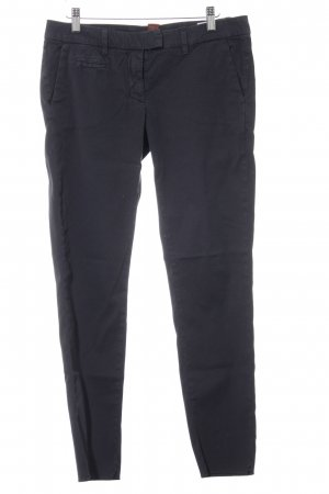 Dondup Stoffhose dunkelblau Casual-Look