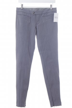 Dondup Stoffhose grau Business-Look