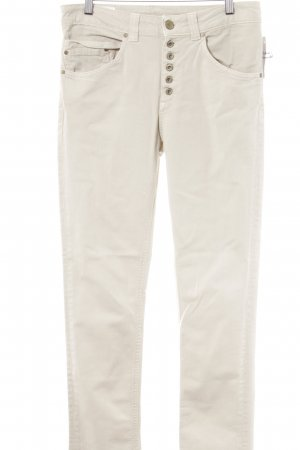 Dondup Straight-Leg Jeans hellbeige Casual-Look