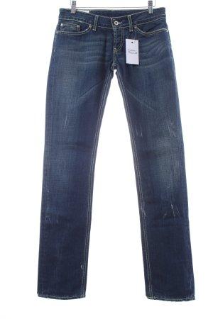 "Dondup Straight-Leg Jeans ""Noah"" dunkelblau"