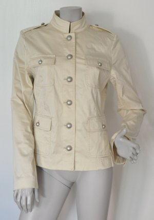 Hallhuber Donna Military Jacket oatmeal