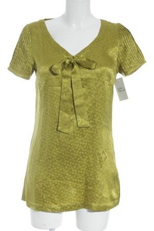 Donna by Hallhuber T-Shirt wiesengrün Blumenmuster Casual-Look