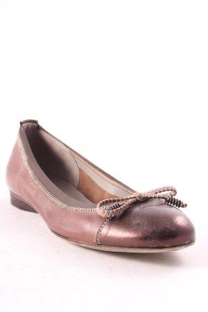 Donna Carolina Ballerinas mehrfarbig Casual-Look