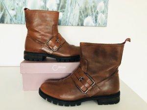 Donna Carolina Short Boots multicolored leather
