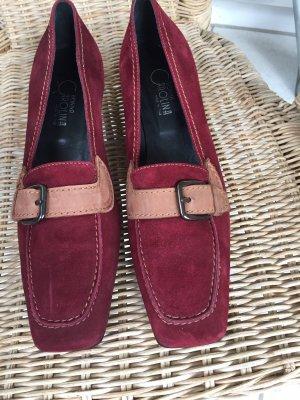 DONNA CAROLINA Leder Schuhe, Gr.40, 44€