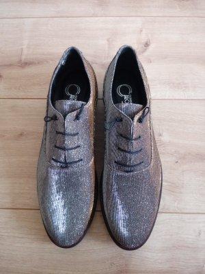 Donna Carolina Chaussures à lacets multicolore