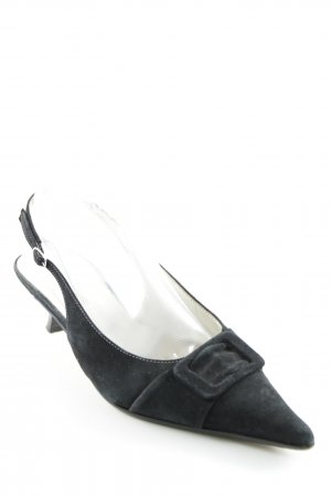 Donna Carolina Slingback-Pumps mehrfarbig Casual-Look