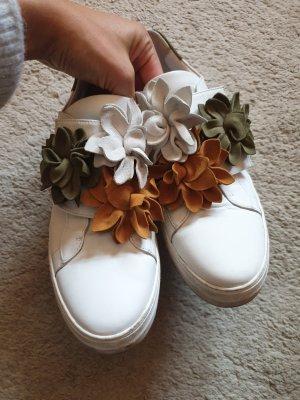 Donna Carolina Lace Shoes multicolored