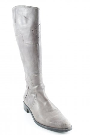 Donna Carolina Winterstiefel graubraun Casual-Look
