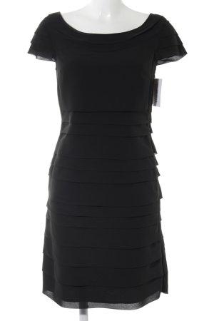 Donna Etuikleid schwarz Elegant