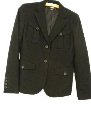 Donna Karan DKNY Blazer schwarz Gr. 38 Miltary Army