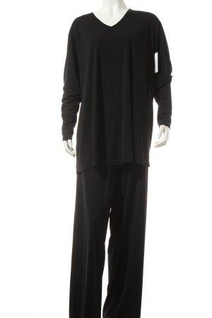Donna Karan Leisure suit black classic style