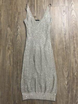 Donna Karan Kleid beige Gr M