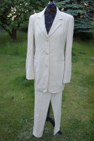 DONNA KARAN NEW YORK DKNY Kostüm Anzug Größe 40/42