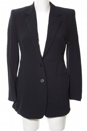 Donna Karan Smoking-Blazer schwarz Business-Look