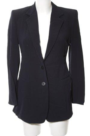 Donna Karan Smokingblazer zwart zakelijke stijl