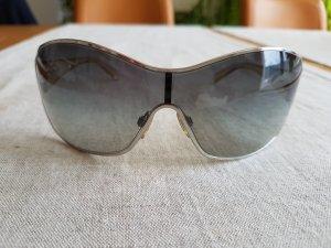 Donna Karan Gafas color plata-marrón arena Material sintético