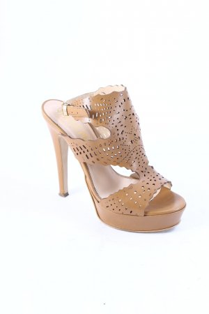 Donna Piu High Heel Sandal light brown party style