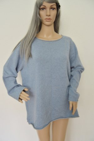 Donnel Pullover wolle / angora hellblau
