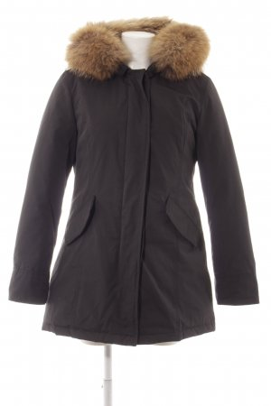 Donnell Winterjacke schwarz Casual-Look