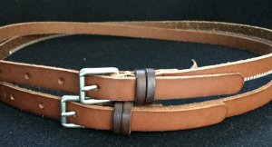 Doppelgürtel von Marc o Polo im Vintagestyle