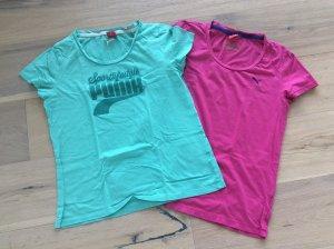 Doppelpack Sport-Shirts