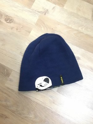 Decathlon Cappello giallo pallido-blu scuro