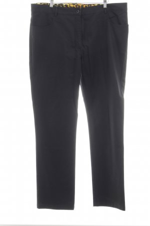 Doris Megger Strapped Trousers black casual look