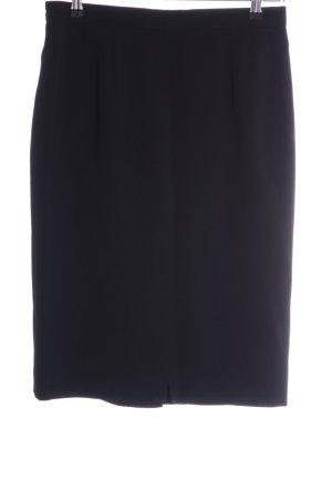 Doris Streich High Waist Skirt black business style