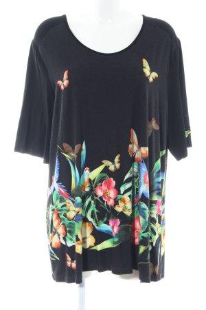 quality design 2a13b 2b19c Doris Streich T-Shirt flower pattern casual look