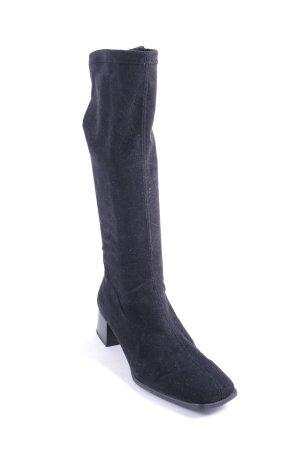 Dorndorf Stiefel schwarz Casual-Look