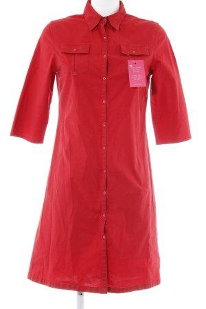 Dorotennis Shirtwaist dress brick red casual look