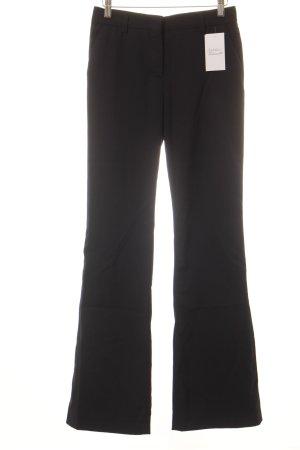 Dorothee Schumacher Pantalon de costume bleu foncé style d'affaires
