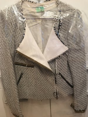 Dorothee Schumacher Tweed Blazer multicolored textile fiber