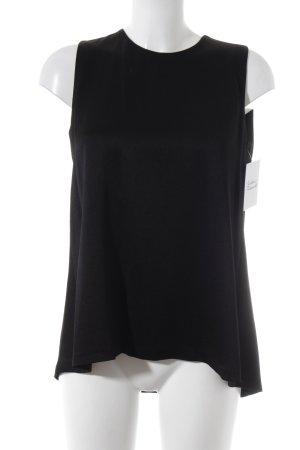 Dorothee Schumacher Blusentop schwarz minimalistischer Stil
