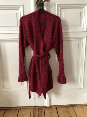 Dorothee Schumacher Veste en laine rouge foncé
