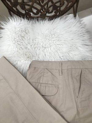 Dorothee Schumacher 7/8-broek wolwit-licht beige