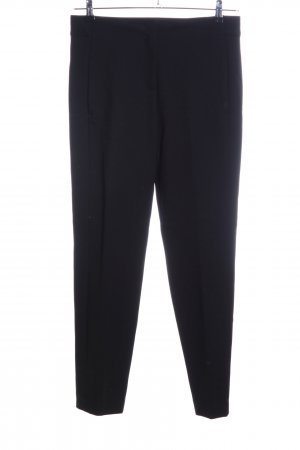 Dorothee Schumacher High-Waist Hose schwarz Business-Look