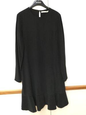 Dorothee Schumacher Kleid schwarz Seide