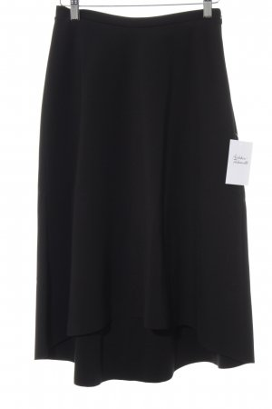Dorothee Schumacher Midirock schwarz Business-Look