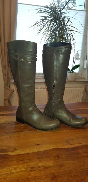 Dorothee Schumacher, MYSTIC riding boot, Stiefel, Grau, Gr. 38