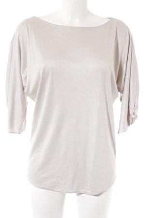 Dorothee Schumacher Oversized Shirt hellbeige Schimmer-Optik