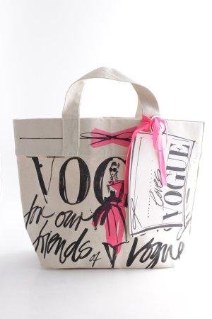 Dorothee Schumacher Shoulder Bag printed lettering casual look