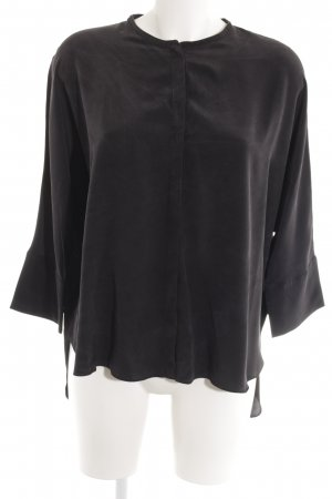 Dorothee Schumacher Seidenbluse anthrazit Casual-Look