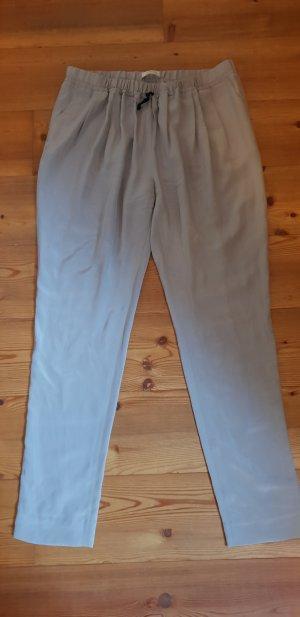 Dorothee Schumacher Pantalone a vita alta grigio chiaro