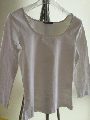 Dorothee Schumacher Shirt in weiß mit feinem, dezentem Cut-Out
