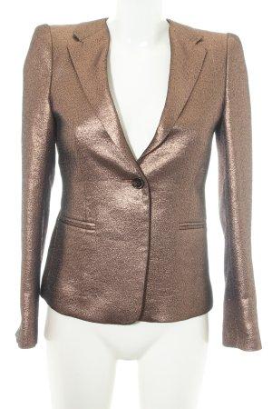Dorothee Schumacher Smoking-Blazer bronzefarben-schwarz meliert Elegant