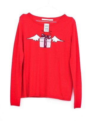 Dorothee Schumacher Christmasjumper red