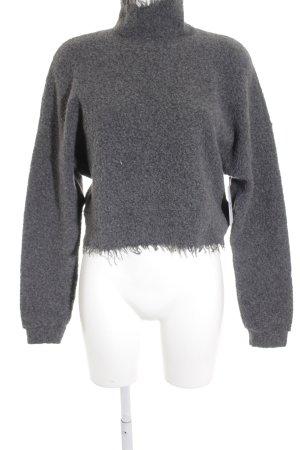 Dorothee Schumacher Maglione di lana grigio soffice