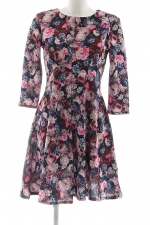 Dorothy Perkins A-Linien Kleid Blumenmuster Casual-Look
